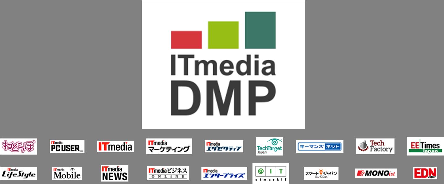 ITmedia DMP」提供開始 | プレス...